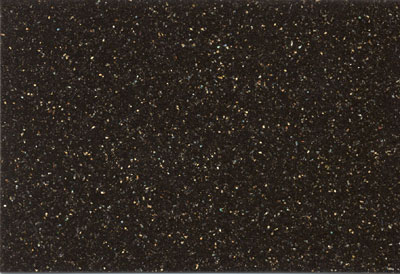 Drum Wrap Material: Example scan of True Black Glass Glitter
