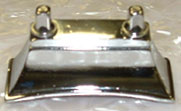 Snare Parts: cast butt plate