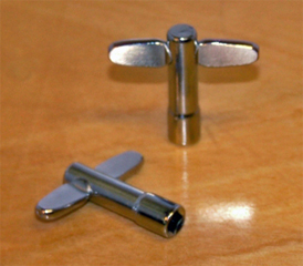 Standard Drum Key for your musical drums
