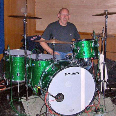 Classic Ludwig Drum Sets of His Ludwig Drum Set