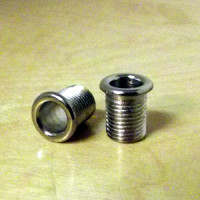 "Photo of 1/2"" Vintage Style Threaded Eyelets"