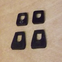 photo of our rubber lug-tabs