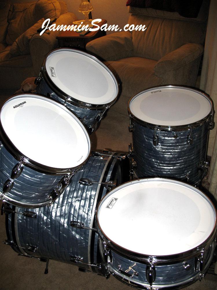Vintage Snare Drums