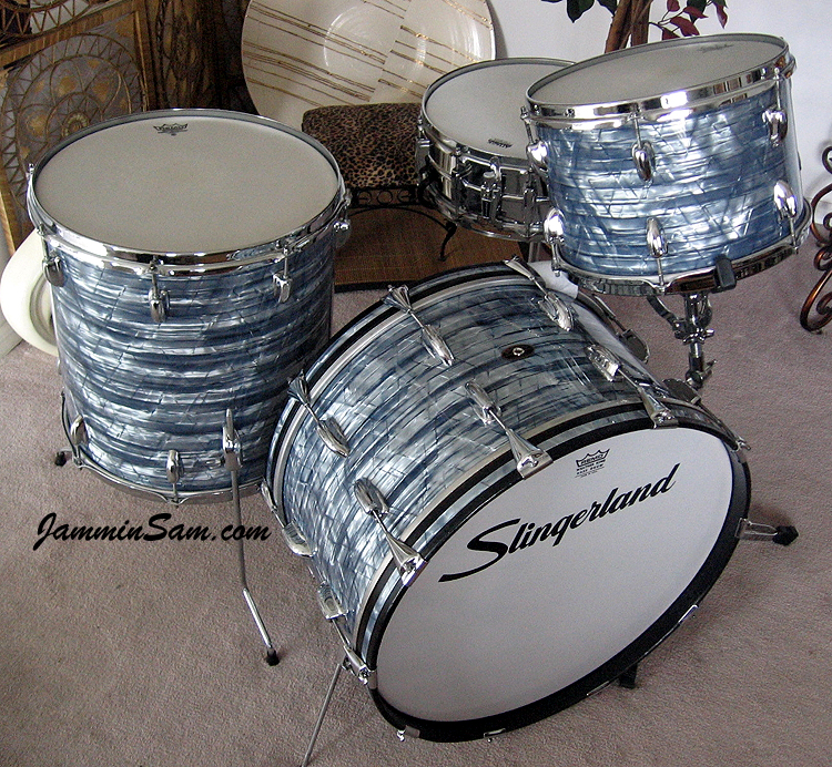 vintage sky blue pearl on drums page 2 jammin sam. Black Bedroom Furniture Sets. Home Design Ideas