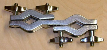 Standard Tube Clamp for musical drums